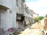 Разрушенная школа. Сентябрь 2004